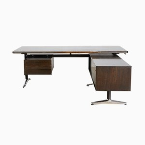Vintage German Desk, 1970s