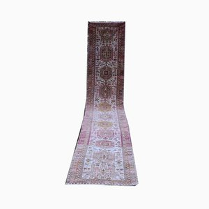 Vintage Runner Rug with Traditional Modern Style, 1970s