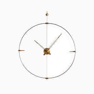 Horloge Mini Bilbao G par Jose Maria Reina pour Nomon