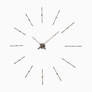 Horloge Merlin T 12ts par Jose Maria Reina pour Nomon