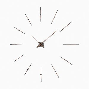 Merlin T 12ts Clock by Jose Maria Reina for Nomon