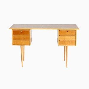 Dänischer Vintage Schreibtisch aus Eiche, 1960er