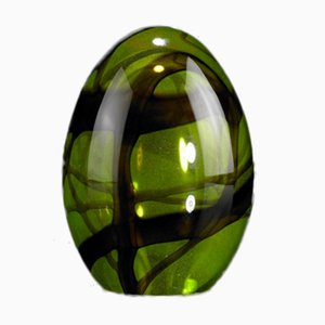 Small Green Egg Sculpture from VGnewtrend