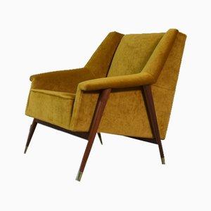 Portugiesischer Vintage Sessel, 1960er