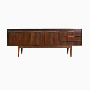 British Rosewood Sideboard, 1960s