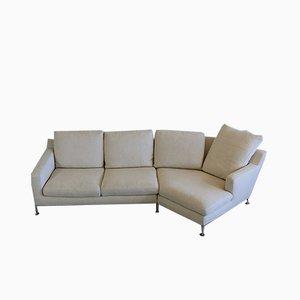 Vintage Italian Corner Sofa by Antonio Citterio for B&B Italia / C&B Italia