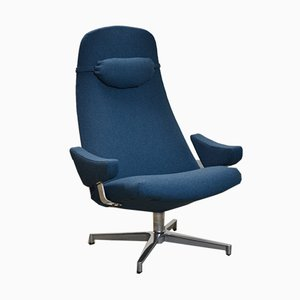 Contourette Roto Swivel Chair by Alf Svensson for Dux, 1962
