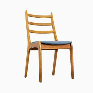 Danish Teak Dining Chairs by Kai Kristiansen for Korup Stolefabrik, 1960s, Set of 4