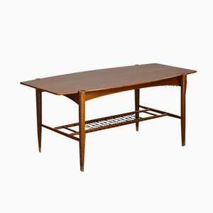 Mid-Centuey Scandinavian Coffee Table, 1960s