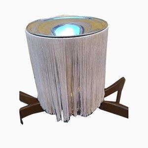 Model 597 Fringe Table Lamp by Gianfranco Frattini for Arteluce, 1960s