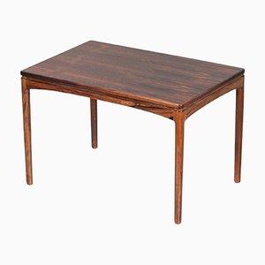 Rosewood Coffee Table by Edmund Jorgensen, 1960s