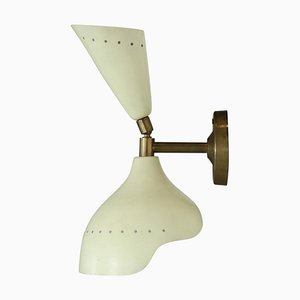 Italian Wall Light from Stilnovo & Arredoluce, 1950s