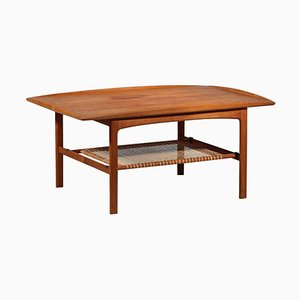 Table Basse Frisco par Folke Ohlsson pour Tingstroms, Danemark, 1960s