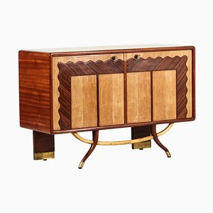 Italian Commode in the Style of Gio Ponti, 1960s