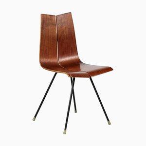 Chaise GA par Hans Bellmann pour Horgen-Glarus, Suisse, 1960s