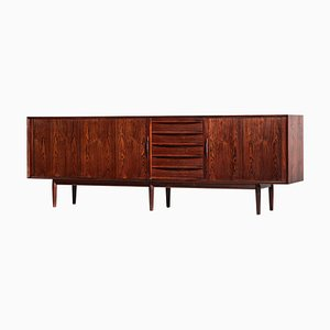 Danish Rosewood Model 76 Sideboard by Arne Vodder for Sibast, 1960s