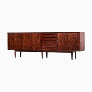 Danish Rosewood Model 76 Sideboard by Arne Vodder for Sibast, 1960s