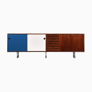 Danish Rosewood Model 29A Sideboard by Arne Vodder for Sibast, 1958