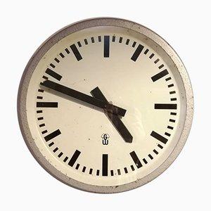 German Clock by Geratewerk Liepzig for Geratewerk Liepzig, 1960s