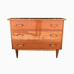Lacquered Wood Dresser, 1950s