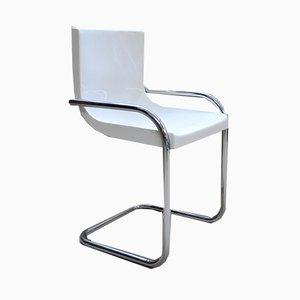 Französischer Freischwinger Sessel von Gautier, 1970er