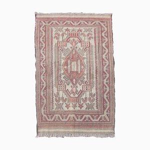 Afghanischer Vintage Sumac Teppich, 1960er