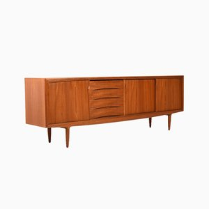 Teak Sideboard by Omann Jun for ACO, 1960s