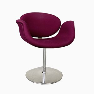 Purple Tulip Dining Chair by Pierre Paulin for Artifort, 1970s