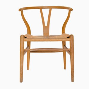 CH24 Wishbone Chair by Hans J. Wegner for Carl Hansen & Søn, 1960s