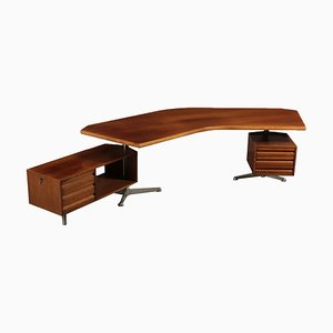 Desk by Osvaldo Borsani for Tecno, 1970s