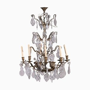 Antique 12-Light Chandelier