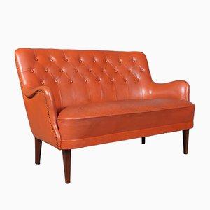 2-Sitzer Sofa Zugeschrieben Frits Henningsen, 1930er