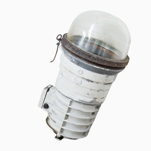 Vintage Eiscreme Lampe