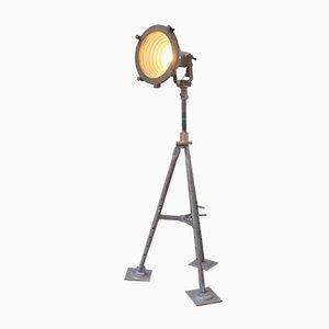 Lampe Tripode Atique Marine