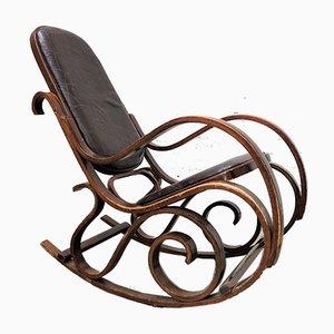 Rocking Chair Vintage, Tchécoslovaquie