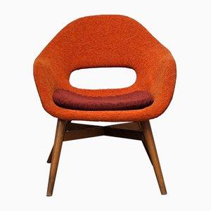 Bucket Lounge Chair by Miroslav Navratil