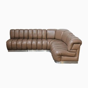 Modular Sofa in the Style of De Sede