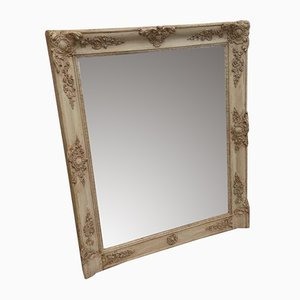 Miroir Antique Louis Philippe Peint, France
