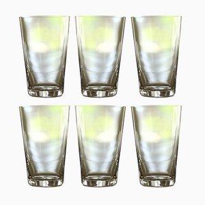 Vasos de vino blanco de Deborah Ehrlich. Juego de 6