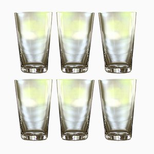White Wine Glasses by Deborah Ehrlich, Set of 6