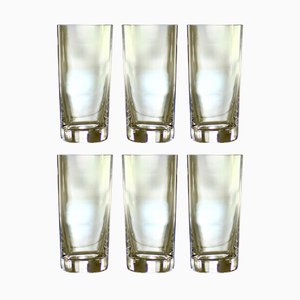 Bicchierini di Deborah Ehrlich, set di 6