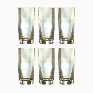 Vasos de licor de Deborah Ehrlich. Juego de 6
