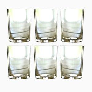 Water Glasses by Deborah Ehrlich, Set of 6