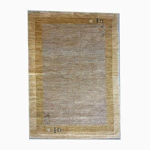 Afghanischer Art Deco Chobi Teppich 200x144 cm