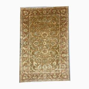 Afghan Natural Dyed Wool Handmade Chobi Ziegler Rug 284x186