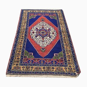 Turkish Vegetable Dye Prayer Rug 175x110cm