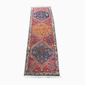 Vintage Middle Eastern Heriz Runner Rug, 1920s, 245x75 cm