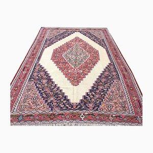 Tapis Kilim Rustique Vintage, Moyen-Orient