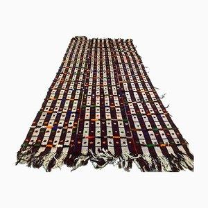 Grand Tapis Kilim Vintage en Laine, 320x146 cm