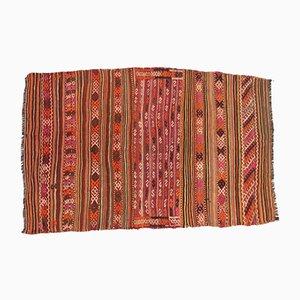 Tapis Kilim Shabby Medium Medium 165x110cm, Maroc